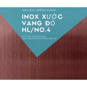 INOX XƯỚC VANG ĐỎ