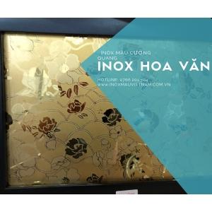 INOX HOA VĂN