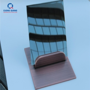 Sheet Mirror Stainless Steel