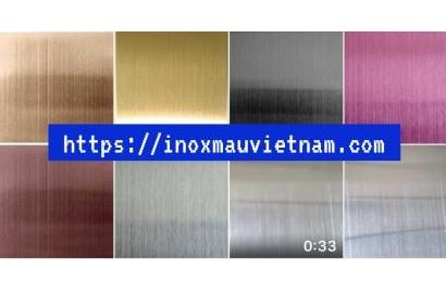 Hiểu và phân biệt để chọn mua inox màu chất lượng như thế nào?