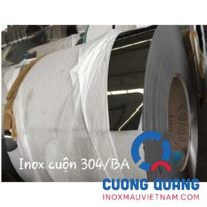 Stainless steel coils 304/BA