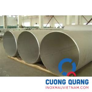 Industrial welded stainless steel pipes