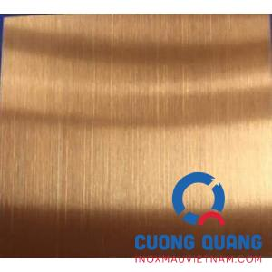 Stainless Steel Color Copper