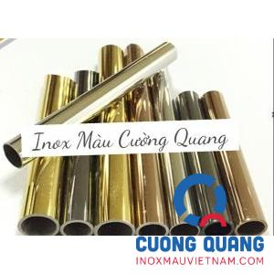 304 stainless steel pipe color