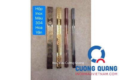 Colored stainless steel in Binh Duong Where to buy?