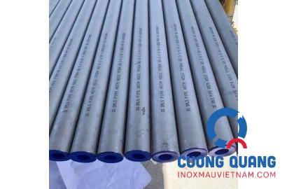 Đảm bảo chất lượng công trình với ống đúc công nghiệp inox 304/304l