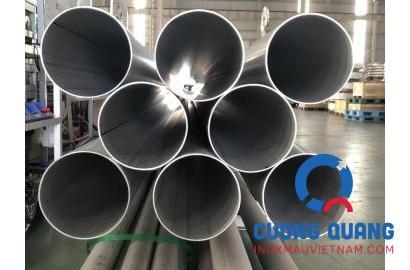 Tại sao nên chọn ống hàn công nghiệp inox 316/316Lthay vì chọn các ống hàn công nghiệp khác?