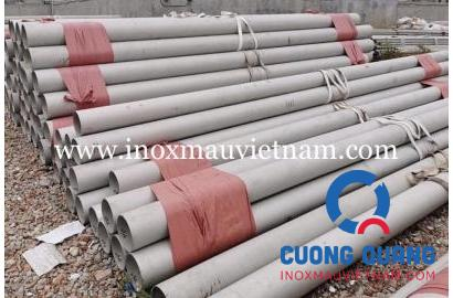 Ưu điểm vượt trội của ống hàn công nghiệp inox 316/316l