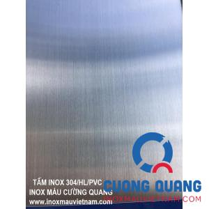 STAINLESS STEEL HL, NO.4 / SHEET 304,201