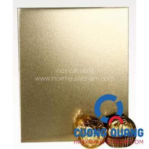 Inox Cát Vàng